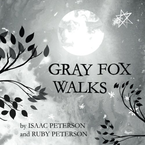 Gray Fox Walks is a storytime featuring the author at a Bend bookstore in Central Oregon